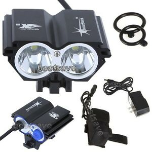 New-SolarStorm-2x-CREE-XML-U2-LED-Bike-Bicycle-HeadLamp-Light-4x-18650-B0193