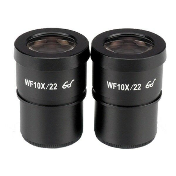 AmScope EP10X30E Pair of Extreme Widefield 10X Eyepieces (30mm) for Microscopes