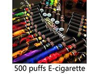**CHEAPEST ON GUMTREE** 500puffs DISPOSABLE SHISHA PENS **ALL FLAVOURS**