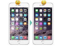 IPhone cracked? Broken ?