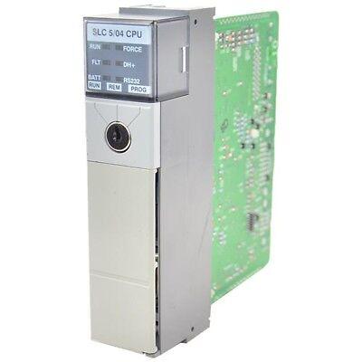1747-l541-c Allen Bradley 16k Ram Slc504 Processor Unit Slc500 --sa
