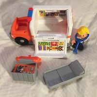 Fisher Price Little People Ambulance