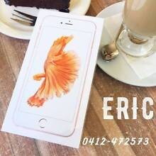 Brand new sealed iPhone 6S Plus Rose Gold 128G UNLOCKED Calamvale Brisbane South West Preview