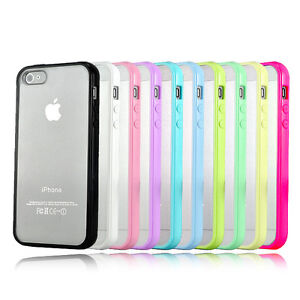 For-Apple-iPhone-4-4S-4G-4GS-NEW-Top-Grade-Hard-MATTE-PC-Soft-GEL-Cases-Cover
