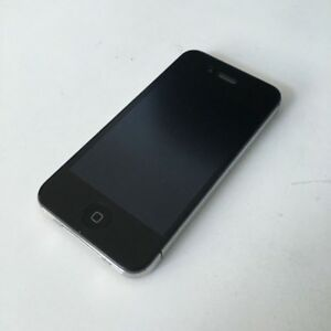 iPhone 4S Perfect Black 8GB UNLOCKED