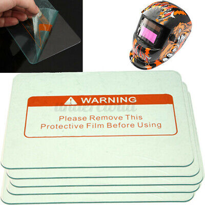 3510 4.5x 3.5 Welding Helmet Clear Lens Cover Replacement Protective Plate