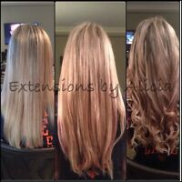 Mobile Fusion - Microloop - Hair Extensions