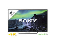 "Sony 49"" 49XD7005 LED HDR 4K Ultra HD Smart TV WIFI Youtube Netflix Apps *BARGAIN"