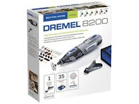 New in box Dremel 8200 multi tool.