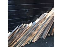 Free wood lot