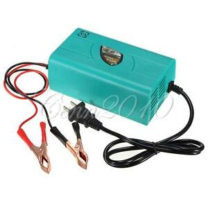 12V-Battery-Automatic-Charger-Motorcycle-Car-Boat-Marine-RV-Maintainer-Trickle