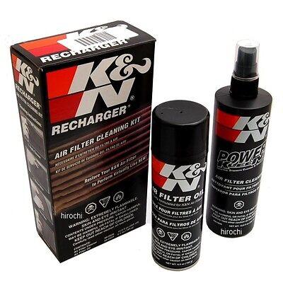 K & N Recharger Filter Care Service Kit 99-5000