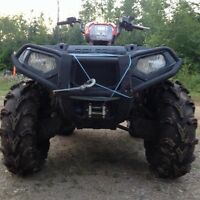 Polaris 850 HO XP