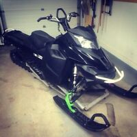 2014 Skidoo Summit XM Etec 154