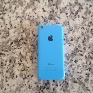 iPhone 5c  -  16GB. -  blue