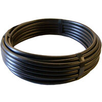 1 1/4  Poly Utility Pipe,  (New coil of  Pipe)  300 FT.
