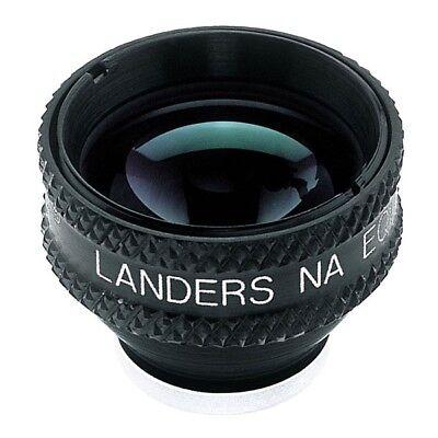Ocular Landers Non-autoclavable Equatorial Vitrectomy Lens Oliv-eqna