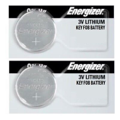 CADILLAC KEY FOB BATTERY REPLACEMENT REMOTE KEYLESS ENTRY CR2032 - 2 PACK