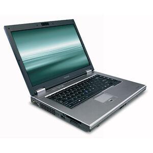 TOSHIBA TECRA M10 C2D 2.53GHZ 2G 160G DVDRW WEBCAM 139$