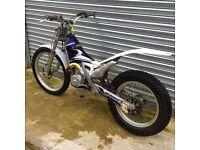 2005 250cc Yamaha scorpa
