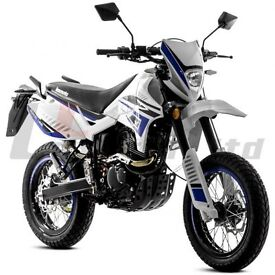 *Brand New* Lexmoto Adrenaline 125. Warranty. Free Delivery. Main Dealer. White and Blue18-11