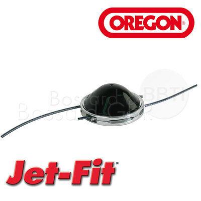 Oregon JET-FIT Aluminium 2-Fadenkopf Motorsense/Trimmer Aluminiumkopf Mähkopf