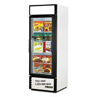LOOKING FOR ONE GLASS DOOR FREEZERS AND COOLERS?