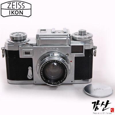 [FedEx] Zeiss Ikon-Contax III with Carl Zeiss Jena Sonnar 1:2  f=5cm