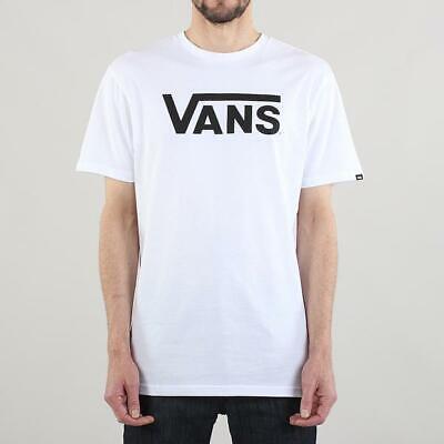 Men's Vans T-Shirt in White