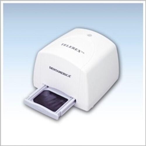 Telerex Video X-ray Film Viewer CCD & LED Tech w/ Pediatric Film Adapter USA FDA