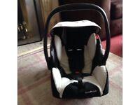 Recaro Car Seat Young Profi Plus Infant/Baby group 0/0+