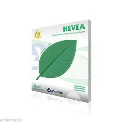 Dental Angelus Hevea Rubber Dam Sheet Based On Natural Latex 5x5