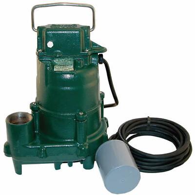 Zoeller Bn152 - 410 Hp Cast Iron High Head Effluent Sump Pump W 20 Varia...