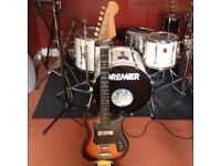 Kay E-100 Tulip guitar
