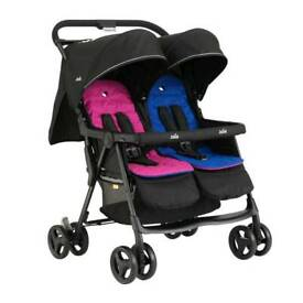 *WANTED* Side by Side Double Buggy