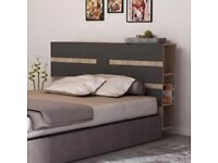 Castillo Small Double Headboard selling at £100 BNIB this is £204.99 to buy