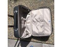 Business suitcase, hand luggage hardshell