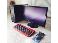 Full WiFi PC Desktop Computer (Free Delivery)