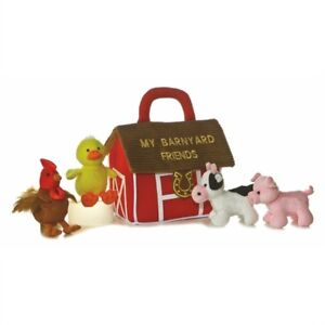 My Barnyard Friends Activity Animals with Sounds