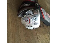 Ping G20 left hand 5 wood