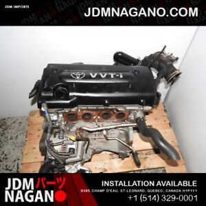 Toyota Camry 2002-2008 Engine Moteur 2.4L Installation Available