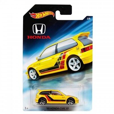 2018 Hot Wheels Honda 70th Anniversary