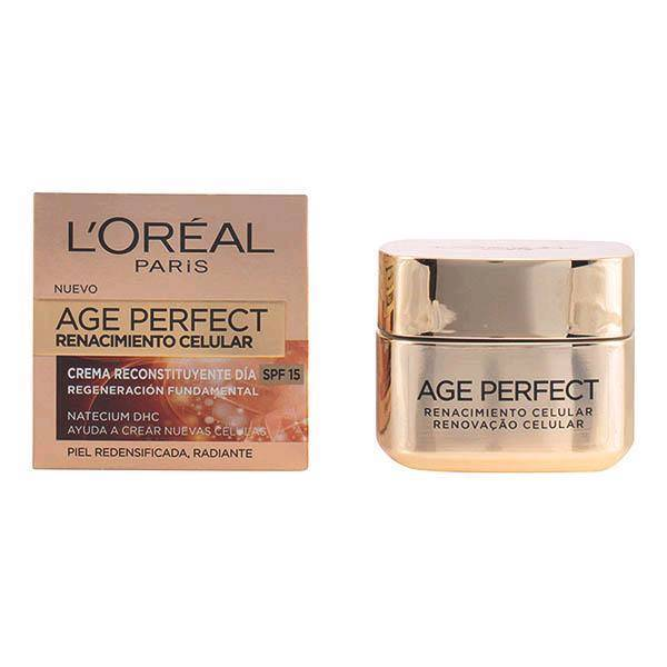 L'Oreal Make Up - AGE PERFECT day cell restorative 50 ml £19.99