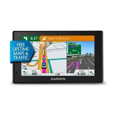 Garmin Drivesmart 50Lmthd 5  Gps W  Lifetime Maps   Traffic  Nuvi Upgrade