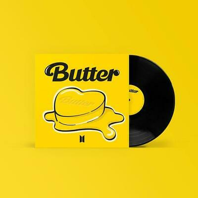 """BTS Butter Vinyl - Limited Edition 7"""" Vinyl Record - FAST SAME DAY SHIPPING"""
