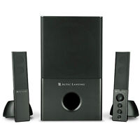altec lansing audio system fantastic brand and sound