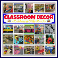 Teacher Looking for Art Class Decor and Posters