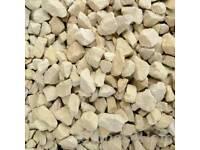 Cotswold garden/driveway stones, chips, gravel