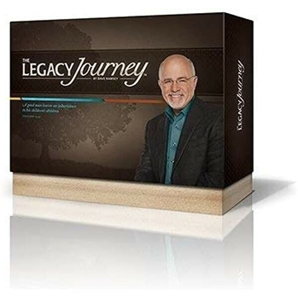 The Legacy Journey by Dave Ramsey Membership Kit NEW 05.13