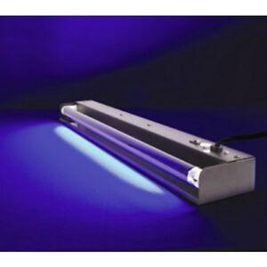 QTX UV Blacklight Fluorescent Light Tube 60CM 20W Halloween Party Lighting